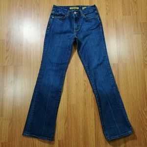 SEVEN 7 Boot Cut Jeans Size 4